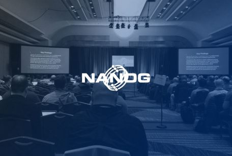 A resounding success: MDC makes its presence known at NANOG